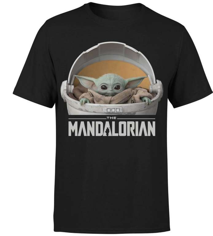 2x Baby Yoda T-Shirts für 29,49€ inkl. Versand (statt 37€)