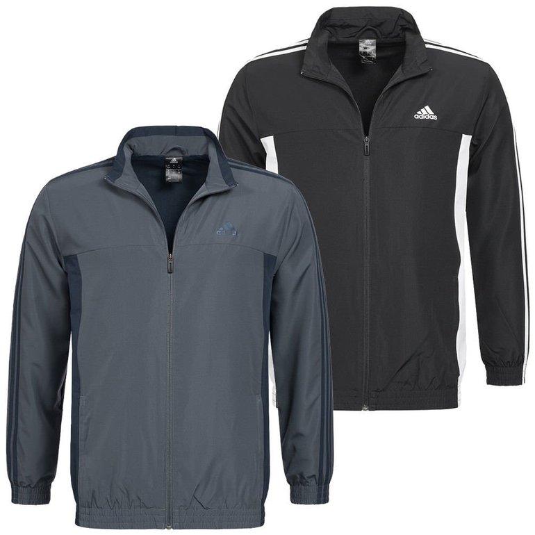 Adidas Performance Basic 3 Stripes Jacke (AY3172) für 15,06€…