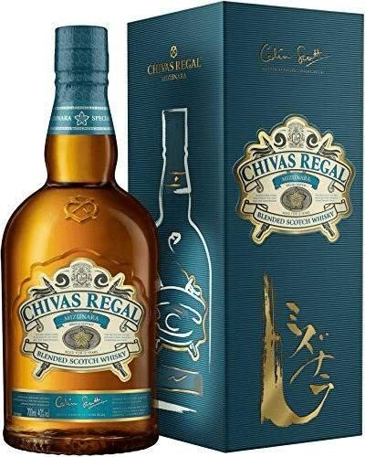700ml Flasche Chivas Regal 12 Jahre Mizunara Scotch Whisky (40% Vol.) für 38,90€ inkl. Versand (statt 53€)