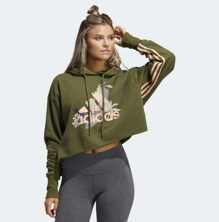 Adidas Sportswear Damen Hoodie für 27,30€ inkl. Versand (statt 46€)