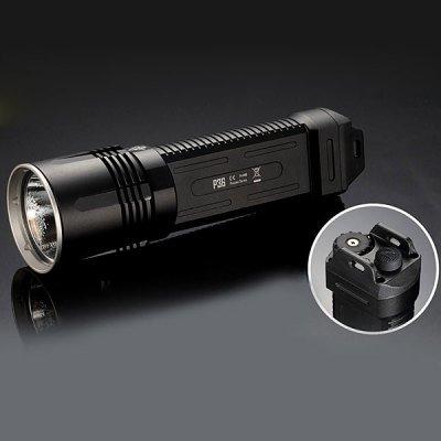Nitecore P36 Cree MT G2 2000 Lumen LED Taschenlampe für 53,89€ (statt 115€)