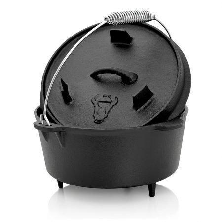 BBQ-Toro 7-teiliges Dutch Oven Set für 59,95€ inkl. Versand (statt 80€)