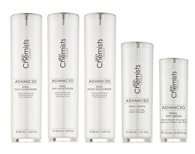 SkinChemists Kosmetik Sale mit bis -65% - z.B. 185 ml Anti-Aging Kit für ca. 80€