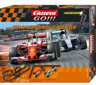Carrera GO!!! Champions Course Rennbahn für 49€ inkl. Versand (statt 66€)