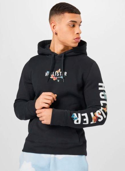 Hollister Sweatshirt mit Aufdruck für 19,95€ inkl. Versand (statt 40€)
