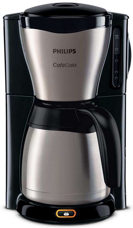 Philips HD7548/20 Gaia Therm Filterkaffeemaschine inkl. Thermokanne für 41,80€