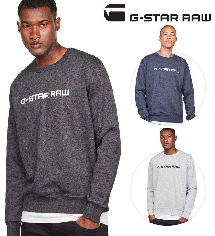 """G-Star Raw """"Loaq"""" Pullover (60% Baumwolle) für je 35,90€ inkl. Versand"""