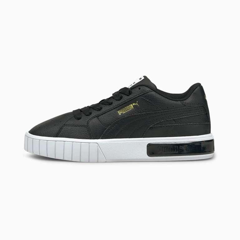 Puma Cali Star Damen Sneaker in Schwarz für 35,96€ inkl. Versand (statt 45€)