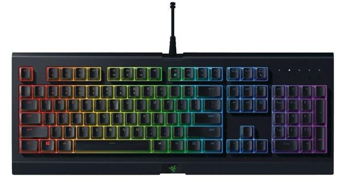 Razer Cynosa Chroma Gaming Tastatur für 44€ inkl. Versand (statt 60€)