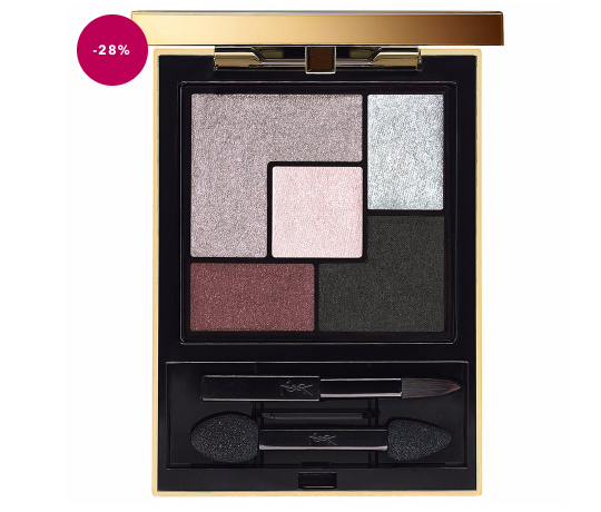 Die Top Kosmetik-Deals des Tages, z.B. YSL Couture Palette Sound Pulse ab 49,99€