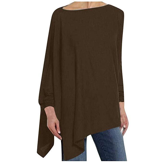 Xmiral Damen Bluse in verschiedenen Farben für je 12,96€ inkl. Versand