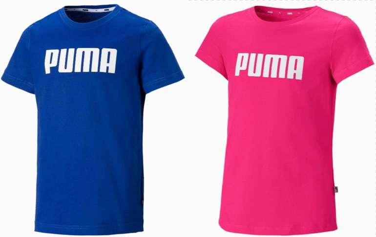 Puma Essentials Jungen & Mädchen T-Shirts ab 7,20€ (statt 15€)