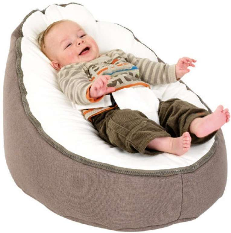 Sitzsack für Kinder und Säuglinge: Doomoo Sitzsack Seat Original für 105,27€ (statt 117€)