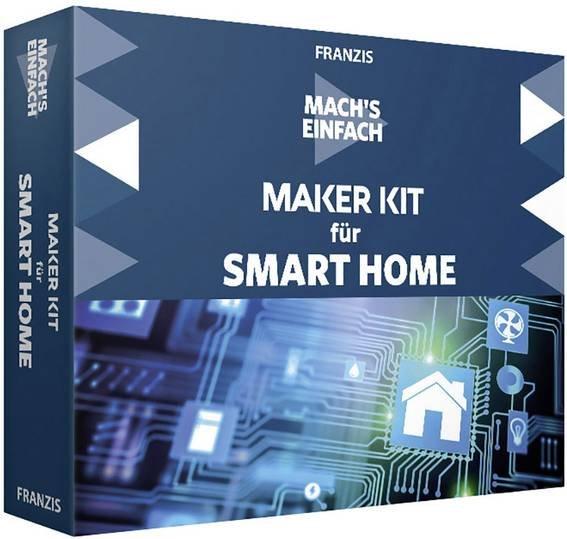Franzis Maker Kit für Smart Home - Mach's einfach für 39,95€ inkl. VSK (statt 62€)