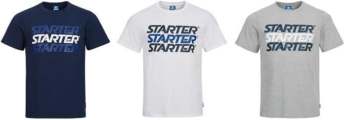Starter Herren T-Shirt Incline