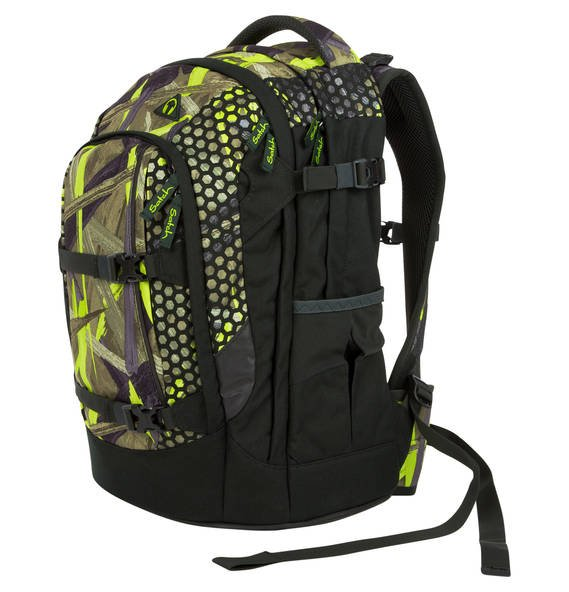 Satch Pack Schulrucksack 'Jungle Lazer' für 79€ inkl. VSK