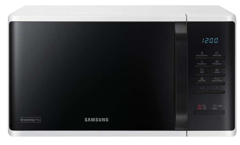 """Samsung """"MG23K3513AW"""" Mikrowelle für 89,99€ (statt 105€)"""