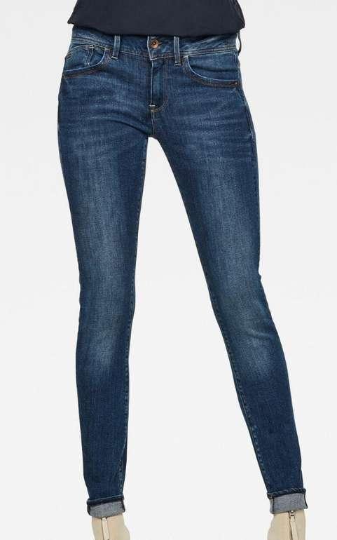 """G-Star RAW """"Lynn"""" Damen Mid Skinny Jeans für 35€ (statt 60€)"""