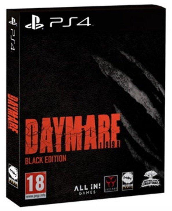 Daymare: 1998 Black Edition (PS4) für 28,79€ inkl. Versand (statt 35€)