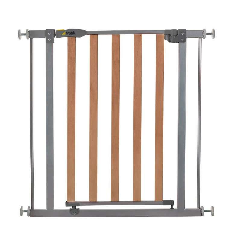 Hauck Türschutzgitter Wood Lock Safety Gate silver für 33,14€ inkl. Versand (statt 37€)