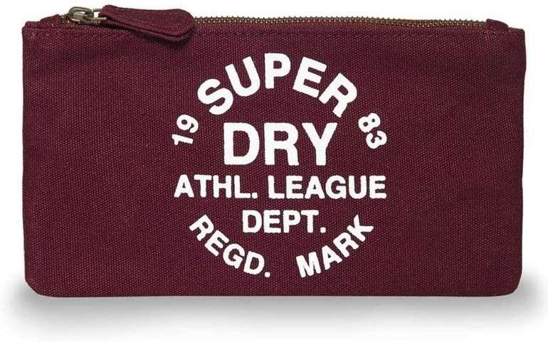 Superdry Damen Athletic League Federmäppchen für 4€ inkl. Versand (statt 13€)