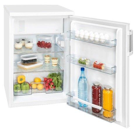 Exquisit KS 16-1 Kühlschrank (141 kWh/Jahr, A++) für 149€ inkl. VSK (statt 209€)