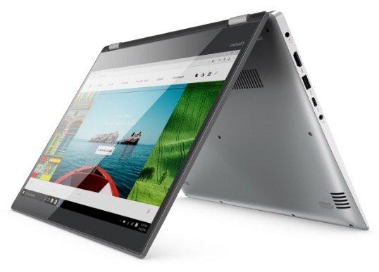 Lenovo Yoga 520-14IKB 2in1 Notebook ( i7, 512GB SSD, Win10) für 749€ mit Versand