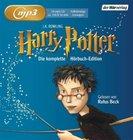 Harry Potter: Die komplette Hörbuch Edition (gelesen von Rufus Beck) für 44,99€
