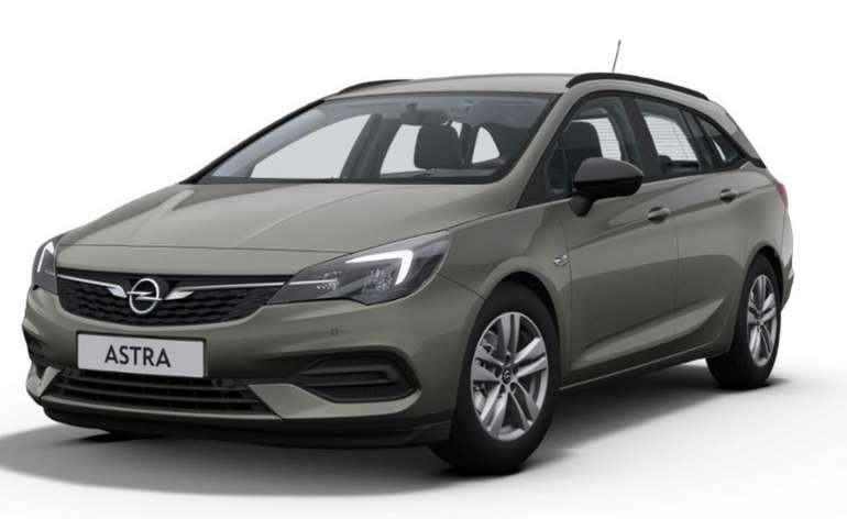 Gewerbeleasing: Opel Astra ST mit 131 PS für 60,50€ netto mtl. (LF: 0.27, Überführung: 1.059€)