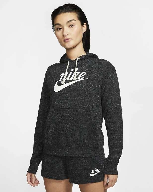 Nike Sportswear Gym Vintage Damen Hoodie in 2 Farben für je 27,58€ (statt 33€) - Nike Membership!