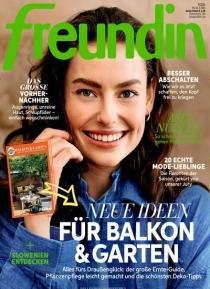"""Halbjahres-Abo der Zeitschrift """"Freundin"""" für 43,20€ + z.B. 40€ Bestchoice Gutschein"""