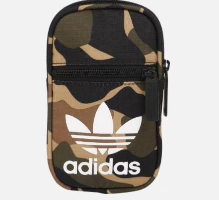 Adidas Originals Tasche für den Gürtel 'Pouch Camo' für 8,91€ (statt 18€)