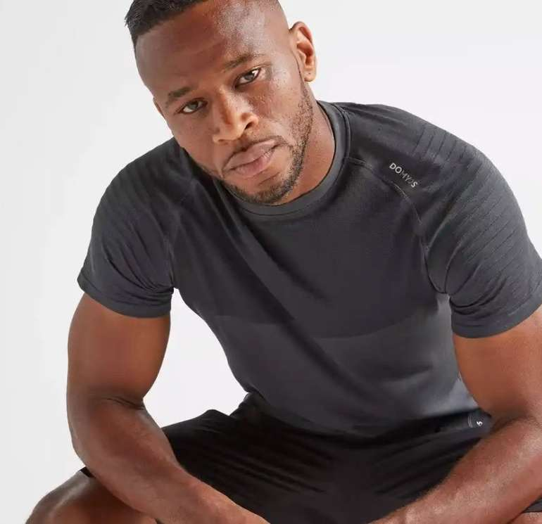 Domyos FTS 900 Fitness Cardio Herren Shirt für 8,98€ inkl. Versand (statt 15€)