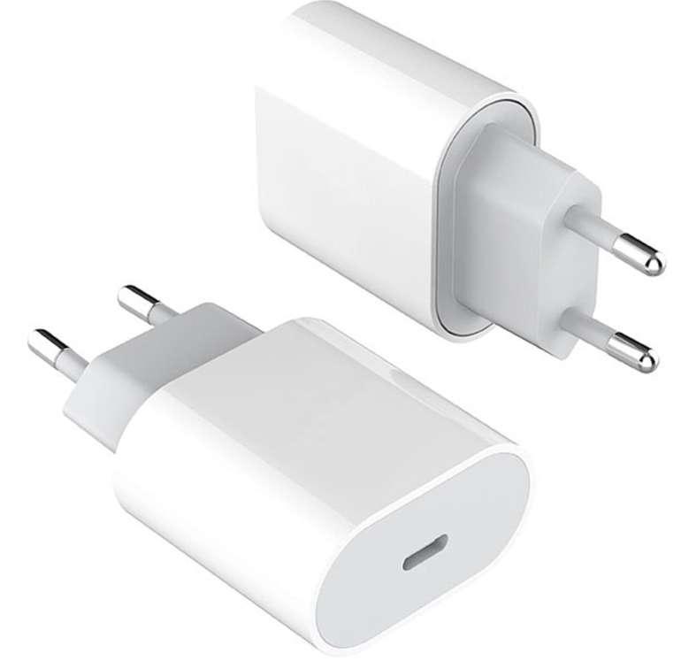iGuard 20W USB-C Schnellladegerät (mit Power Delivery Unterstützung) für 9,99€ inkl. Versand (statt 13€)
