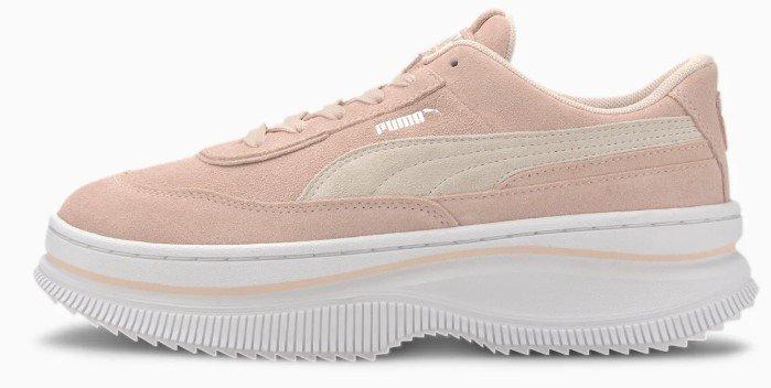 Deva-Suede-Damen-Sneaker