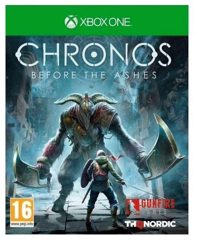 Chronos: Before the Ashes - Xbox One für 13,28€ inkl. Versand (statt 20€)