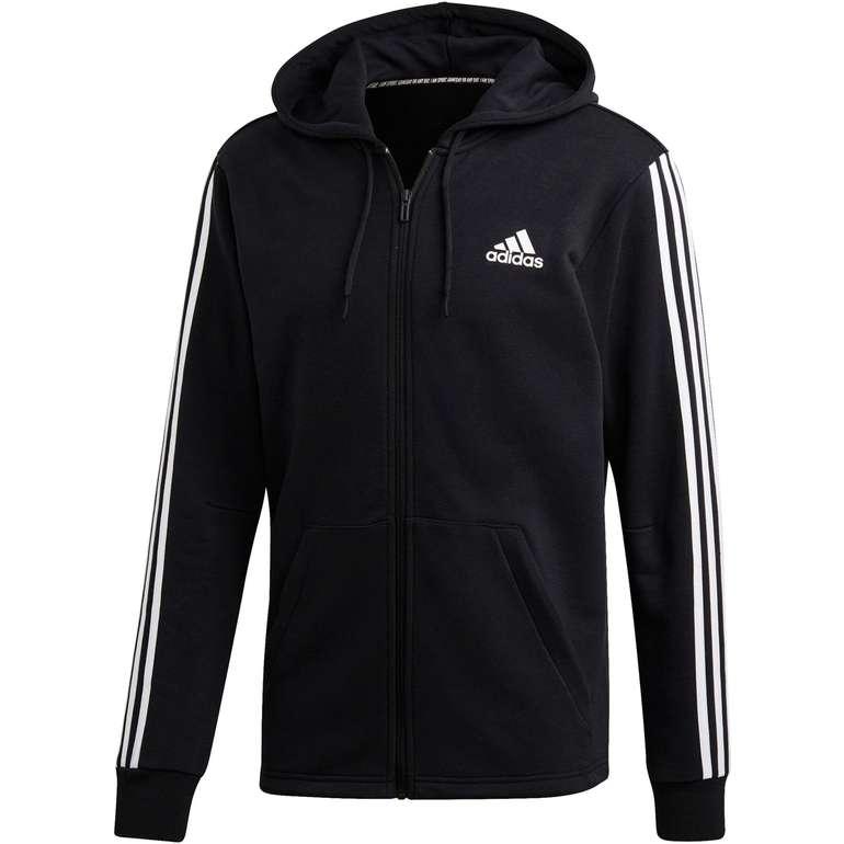 Adidas Must Have 3-Streifen Kaputzenjacke für 44,32€ inkl. Versand (statt 64€)