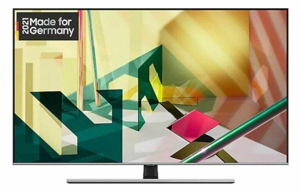 "Samsung ""GQ55Q75TGTXZG"" - 55"" QLED TV (4K, Smart TV, HDRTV, 100 Hz) für 779€ inkl. Versand (statt 846€)"
