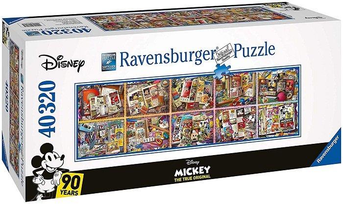 Ravensburger 17828 Erwachsenenpuzzle (40.000 Teile) Mickeys 90. Geburtstag 211€