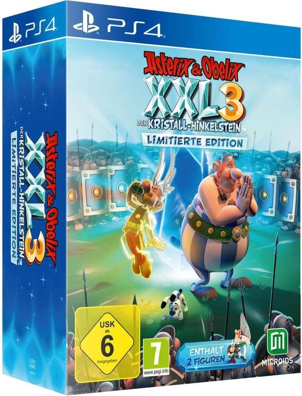 Asterix & Obelix XXL 3 - Der Kristall-Hinkelstein (Limited Edition) für 28,96€ inkl. VSK (statt 42€)