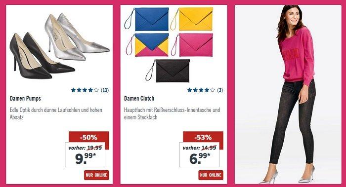 Schnell? 40% Rabatt auf Sales Styles bei LIDL + VSKfrei, z.B.…