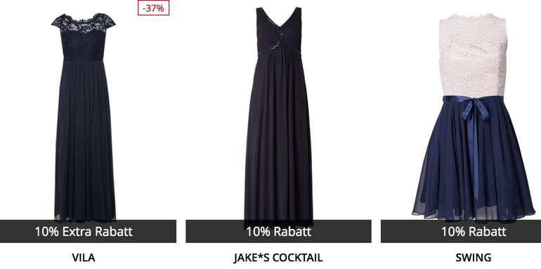uk availability ae611 61f33 10% Rabatt auf Kleider bei Peek & Cloppenburg z.B. Kleid mit…