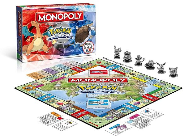 Winning-Moves Monopoly Pokémon Kanto Edition für 34,99€ inkl. VSK