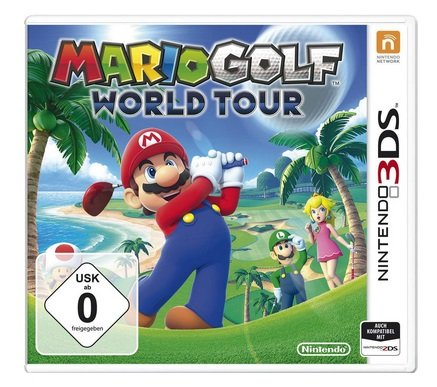 Mario Golf - World Tour - [Nintendo 3DS] für 14,96€ (statt 25€)