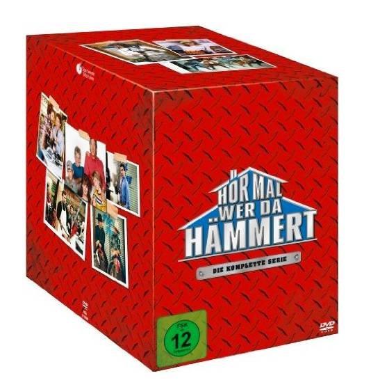 """Komplettbox """"Hör mal wer da hämmert"""" auf DVD für 29,54€ inkl. Versand"""