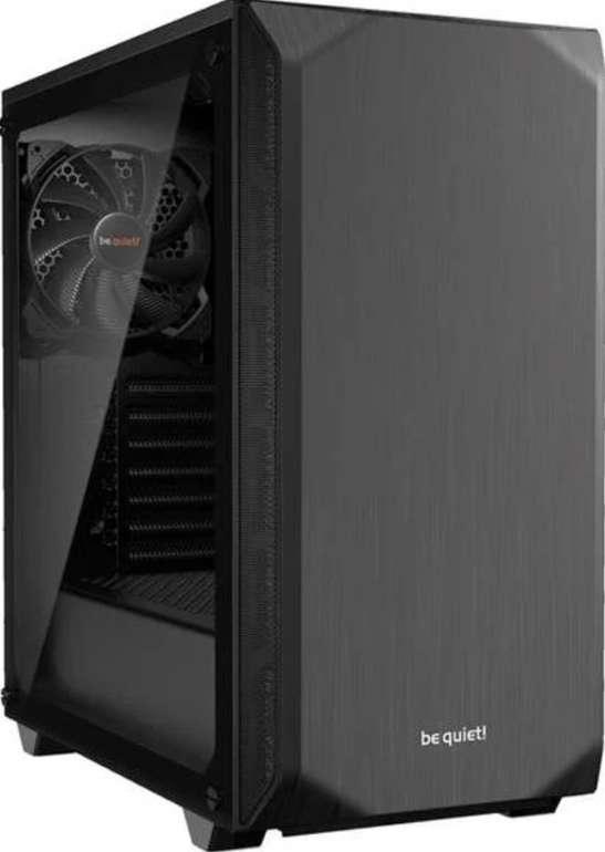 Cyberport Orange Week Angebote - z.B. be quiet! Pure Base 500 Window schwarz PC-Gehäuse für 58,89€