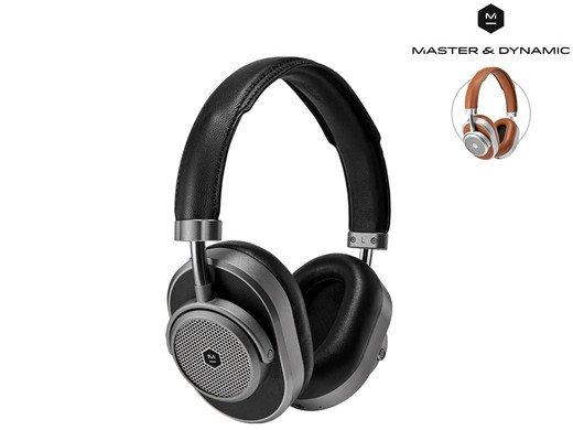 Master & Dynamic MW65 Kopfhörer mit aktiver Geräuschunterdrückung für 305,95€