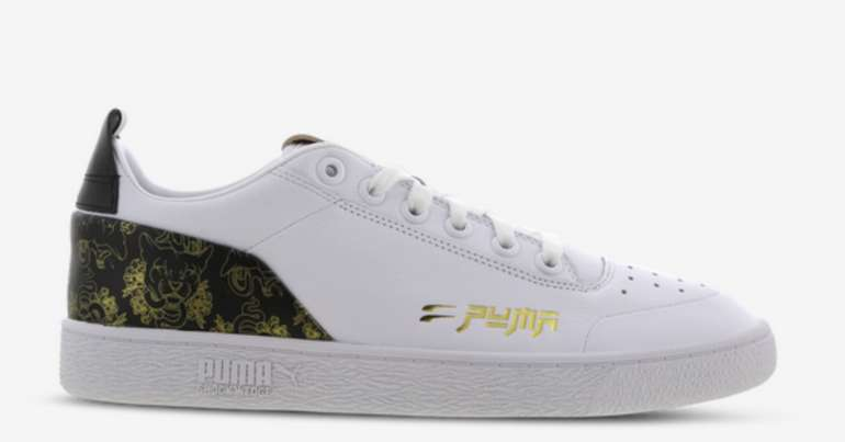 Puma Ralph Sampson Lo Herren Schuhe in Weiß für 39,99€inkl. Versand (statt 60€)