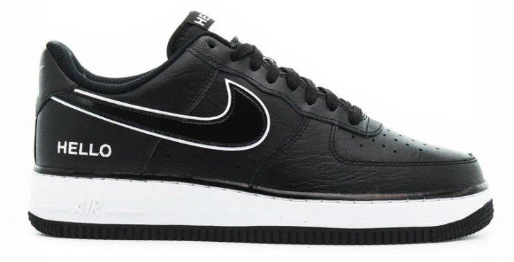 Nike Air Force 1 '07 LX Hello Sneaker in zwei Colourways für je 82,47€ inkl. Versand (statt 109€)