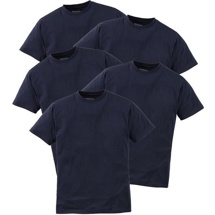 Henson & Henson 2 x 5er Pack T-Shirts für 35,87€ inkl. Versand (statt 80€)